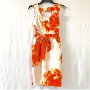 Moulinette Soeurs Orange Blossom Sleeveless Dress